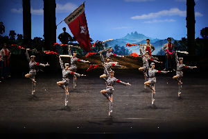 The Red Detachment of Women, July 11-12, 2015